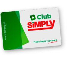 TARJETA CLUB SIMPLY