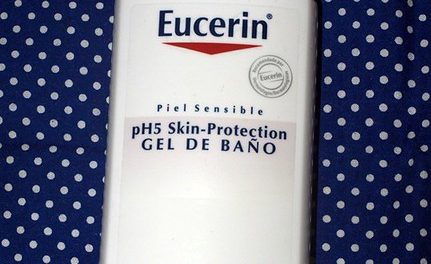 GEL DE BAÑO EUCERIN CON PH5