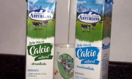 LECHE CALCIO CENTRAL ASTURIANA