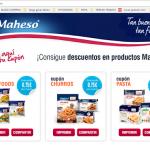 CUPONES MAHESO OCTUBRE