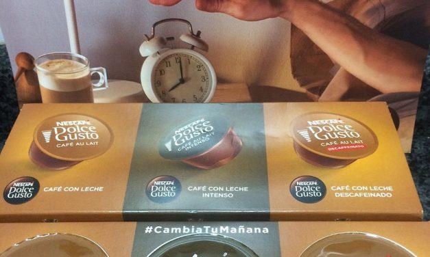 DOLCE GUSTO NESCAFÉ CAFÉ CON LECHE