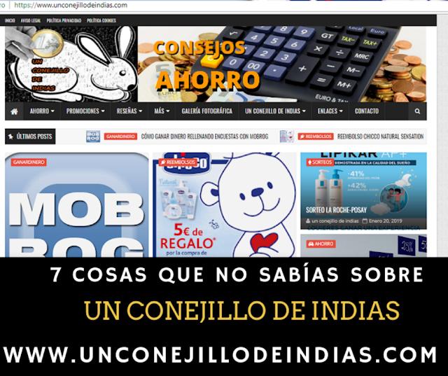 7 COSAS QUE NO SABÍAS SOBRE LAS NOVEDADES DE UN CONEJILLO DE INDIAS