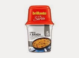 arroz, brillante