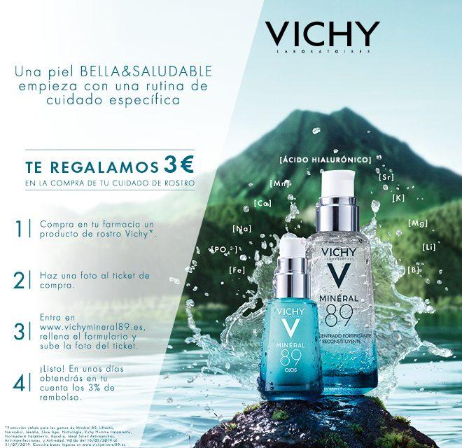 REEMBOLSO 3€ VICHY