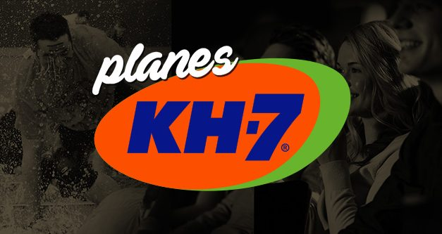 SORTEOS PLANES KH-7