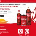 PROMOCIÓN SIENTE EL VERANO COCA-COLA