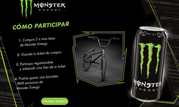 SORTEO 10 BICIS BMX MONSTERS