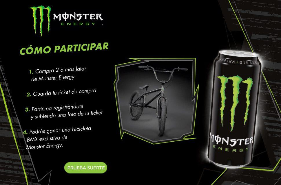 SORTEO 10 BICIS BMX MONSTERS