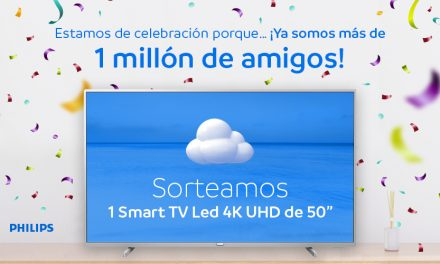 SORTEO SMART TV MAYORAL