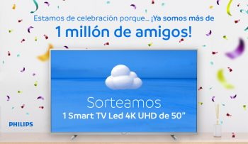 SORTEO SMART TV MAYORAL