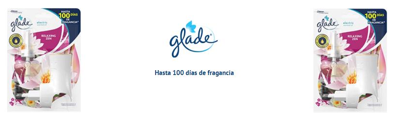 MUESTRAS GLADE ELÉCTRICO (CORREOS SAMPLING)
