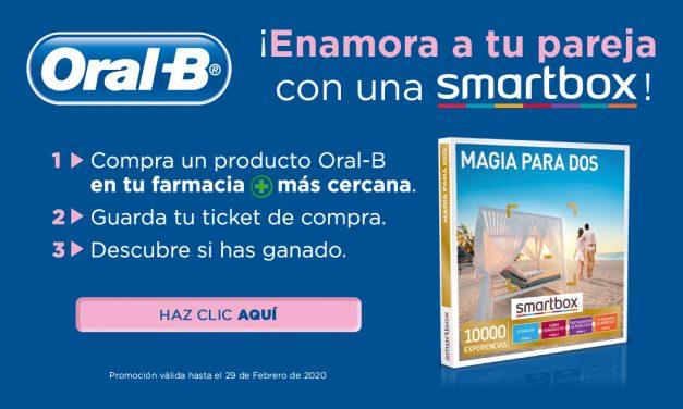 SORTEO SMARTBOX CON ORAL-B