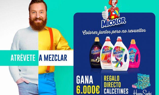 SORTEO MICOLOR 6.000€ Y 1.000 CALCETINES